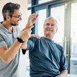 Kontakt med fysioterapeut