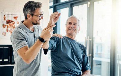 Cancerrehabilitering med hjälp av fysioterapi